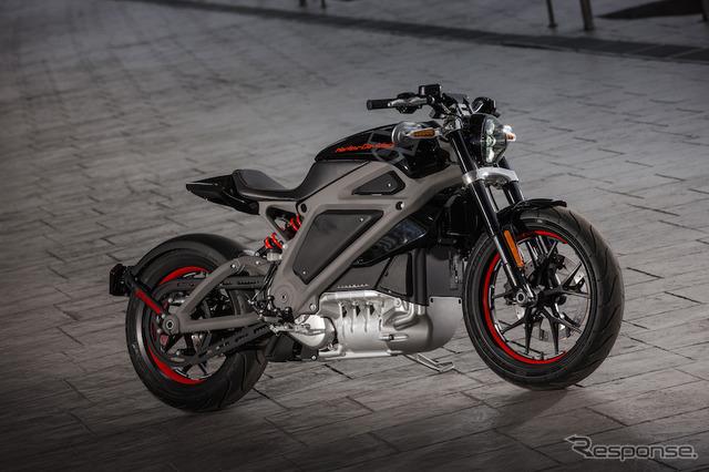 [ฮาร์เล่ย์-Davidson โครงการ LIVEWIRE] จักรยานไฟฟ้าครั้งแรกและเปิดเผยรายละเอียด ช่วงคืออะไร