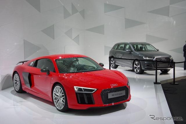รถปลั๊กอินไฮบริดถูกตั้งค่าเป็น Audi ทุกรุ่น