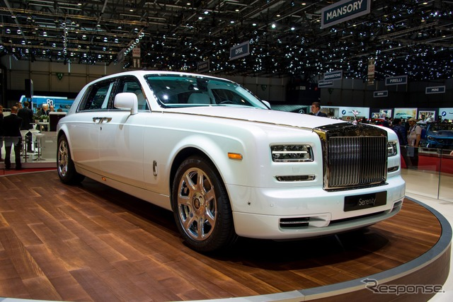 Rolls Royce serenity (Geneva Motor Show 15)