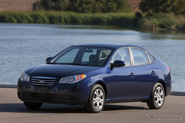 Hyundai Elantra (old model)
