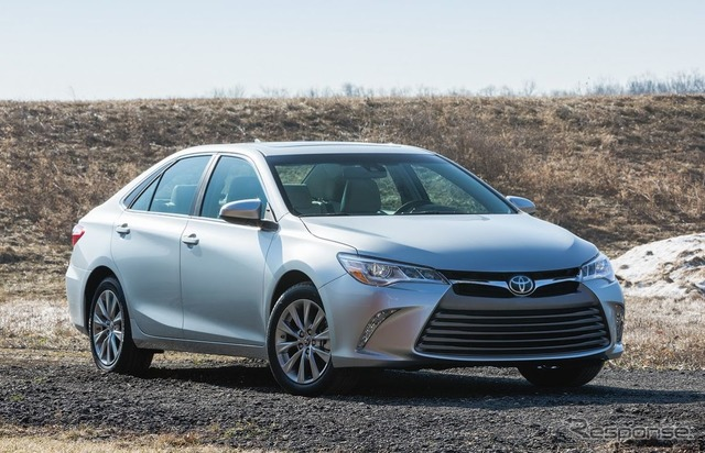 2015 Toyota Camry U.S. edition