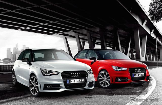 ชื่นชม Audi Sportback A1/A1 บวก