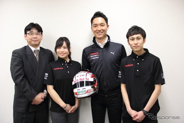 (From left) attended the Joint Conference tamanyu Hisanori teacher, Tango no Izumi-San, tomonobu Fujii, Ishiyama Deluxe big I