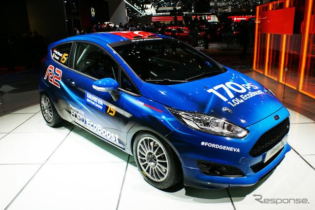 Ford Fiesta R2 (Geneva Motor Show 15)