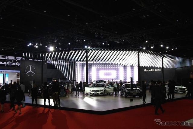 2015 Bangkok Motor Show VIP Day
