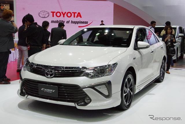 Toyota Camry Extremo (2015 Bangkok Motor Show)
