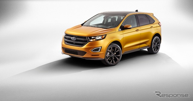 New Ford Edge S