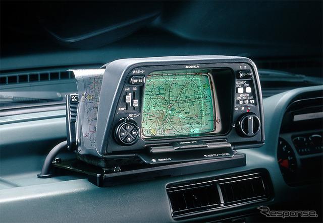 Honda electro-gyrocatta