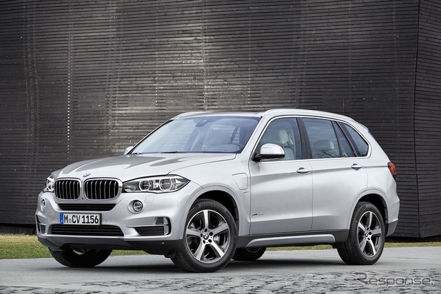 New BMW x 5 xDrive40e