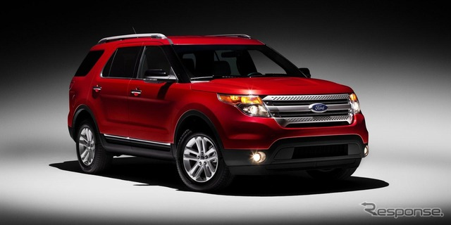 The Ford Explorer