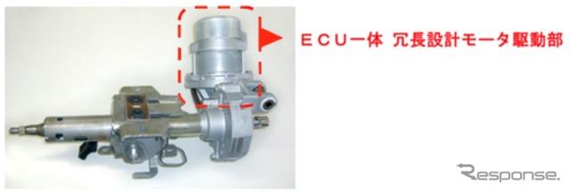 Develop a suitable ISO26262 jtekt EPS