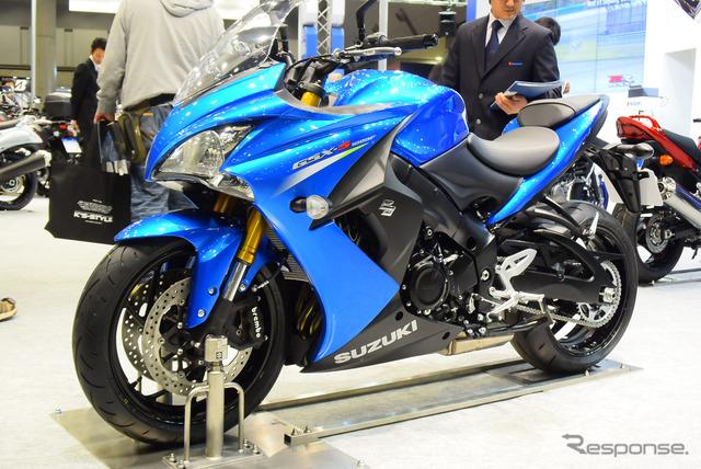 Suzuki GSX-S1000F (2015 Tokyo Motorcycle Show)