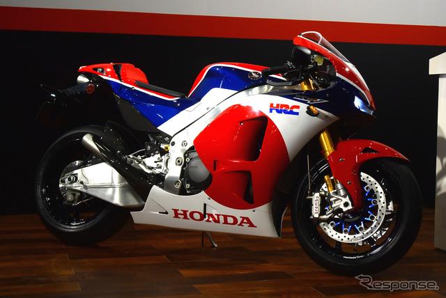 Honda RC213V-S (2015 Tokyo Motorcycle Show)