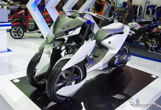 Yamaha 03 GEN-f (Bangkok motor show 15)