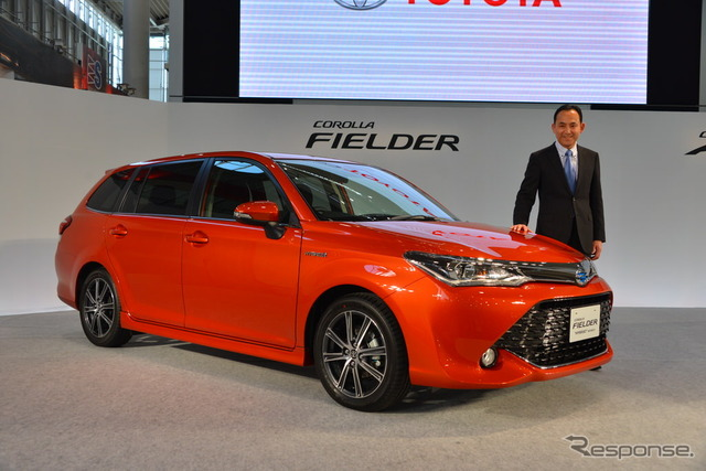 The all-new Toyota Corolla