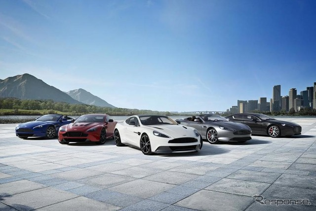 Aston Martin main line