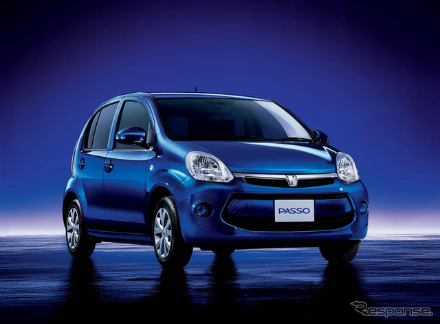Toyota Passo X L package, Kirill