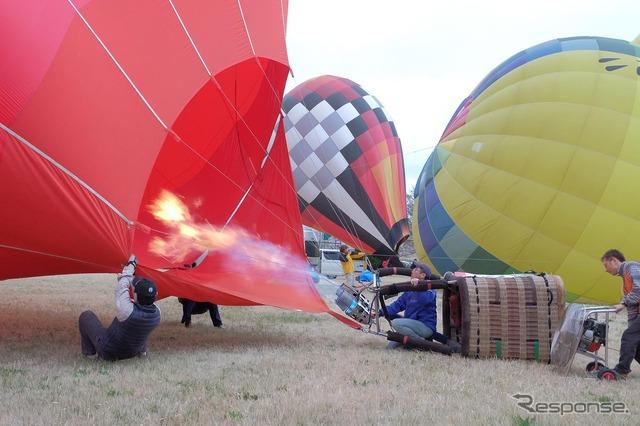 2015 hot air balloon Honda Grand Prix (4, mortar)