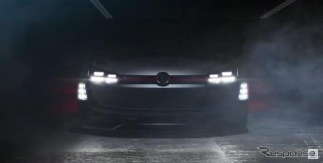 Volkswagen GTI, sport vision Gran Turismo notice image