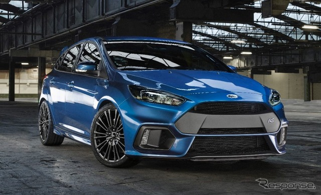 Ford Focus RS new