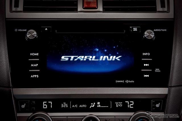 สเตอร์ลิง Subaru (ภาพ)