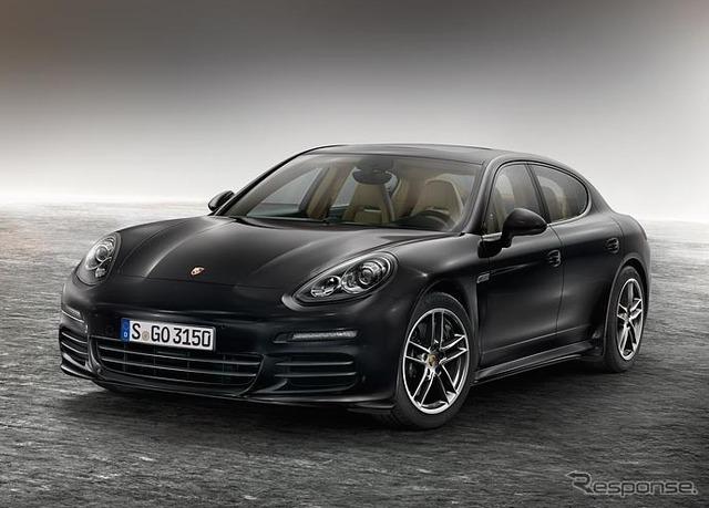 Panamera Porsche Japan Edition