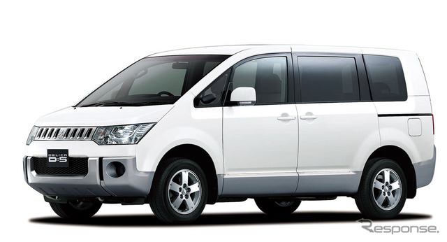 Mitsubishi Delica d: 5 (reference image)