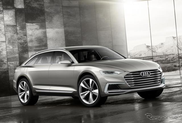 Audi prologue allowed
