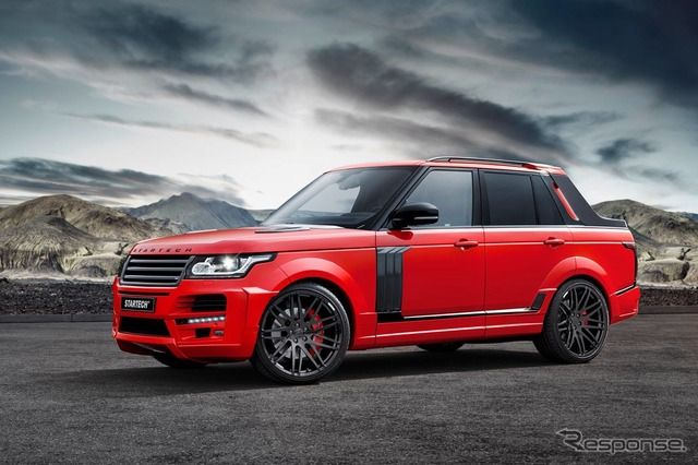Sudoku STARTECH Range Rover pick up
