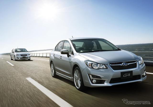 "Subaru Impreza selected JNCAP ""advanced safety vehicles (plus ASV)"""