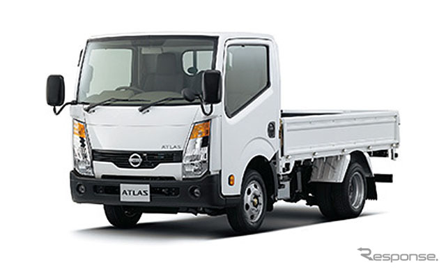 Nissan Atlas F24 (reference image)
