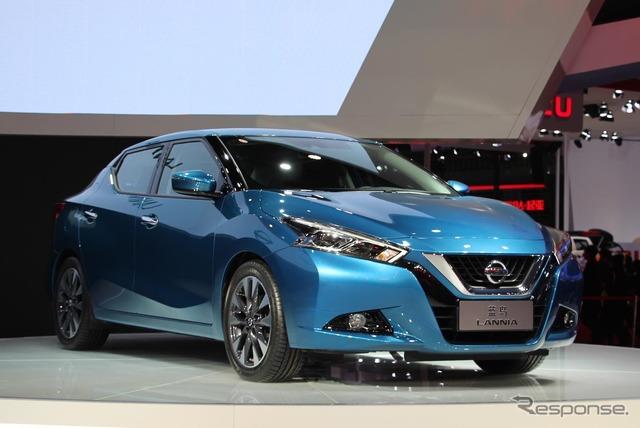 Nissan Lannia (2015 Shanghai Auto Show)