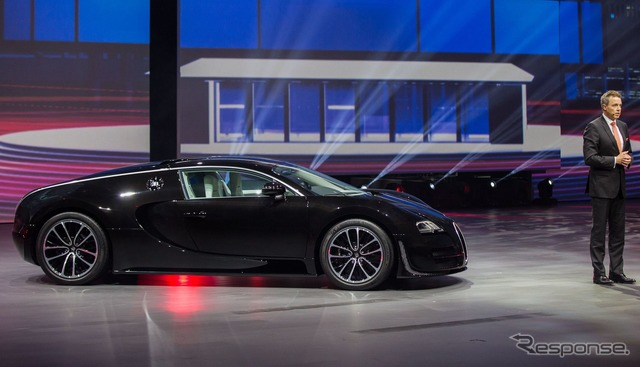 อย่างไร Bugatti Veyron (เซี่ยงไฮ้มอเตอร์โชว์ 15)