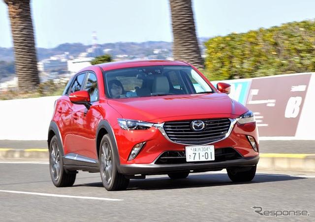 Mazda CX-3 Mazda CX-3 XD Touring L Package