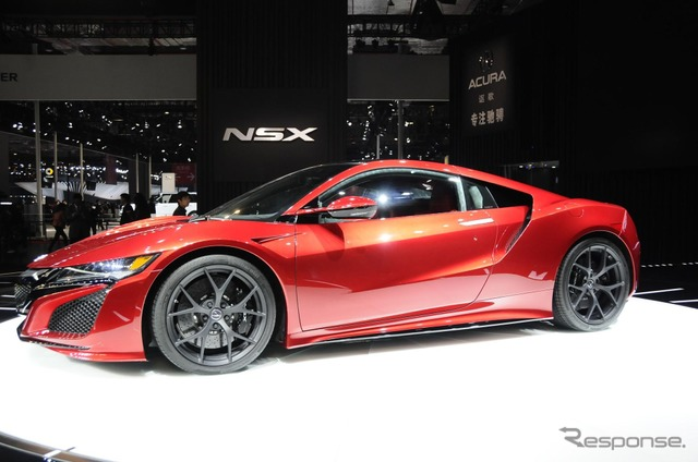 New Acura (Honda) NSX (Shanghai motor show 15)