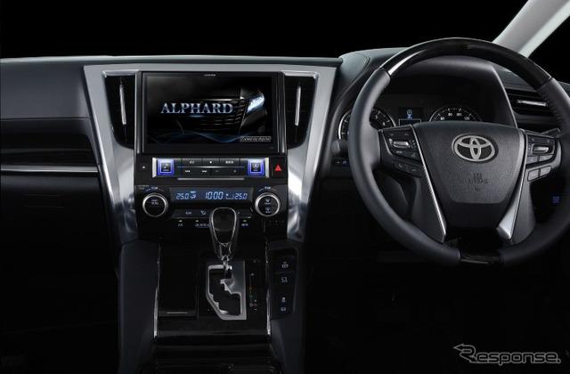 Big X premium series-Toyota alphard/vellfire