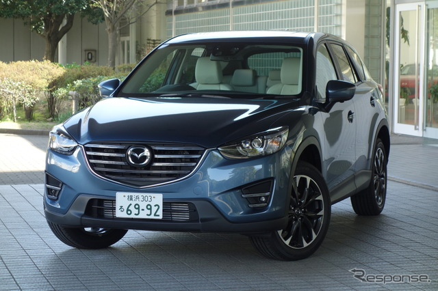Mazda CX-5 XD L package, 2WD