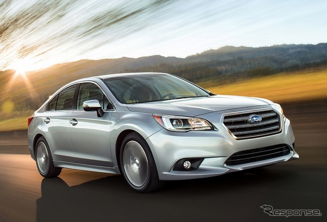 Subaru legacy (North American model)
