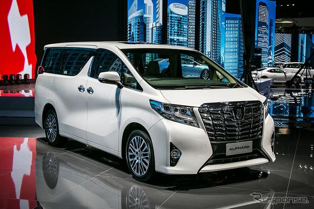 تويوتا جديد الفرد (معرض شانغهاي السيارات 15)