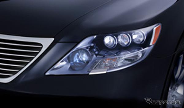 LED headlamp (reference image)