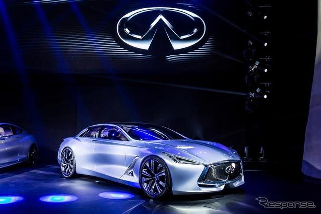 Infiniti Q80 Inspiration (2015 Shanghai Motor Show)