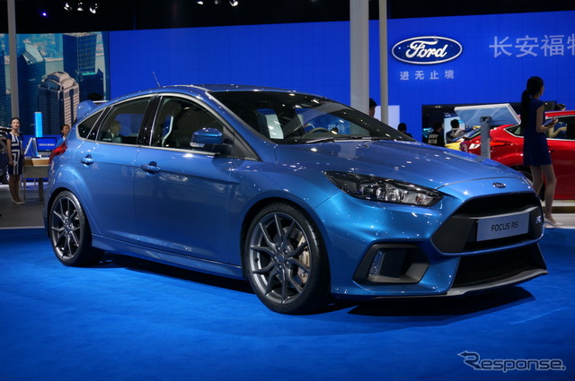 Ford Focus RS new (Shanghai motor show 15)