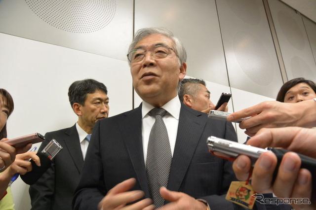 Honda Iwamura, Tetsuo Vice President