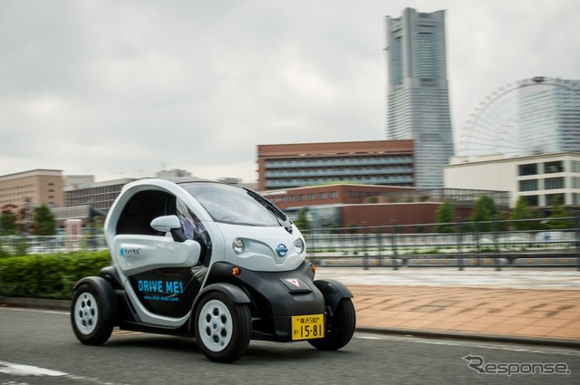 Nissan micro mobility (the reference image)