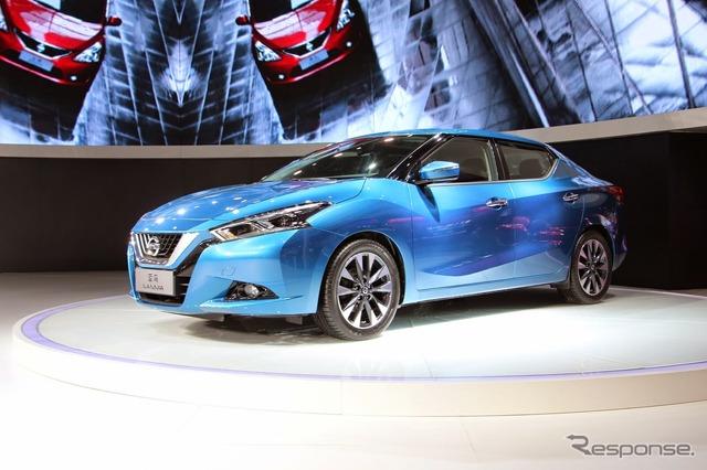 Nissan Lannia (2015 Shanghai Motor Show)