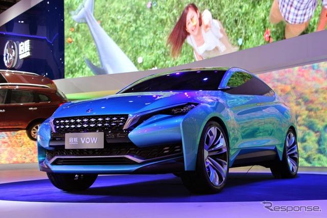 Venusian VOW (Shanghai motor show 15)