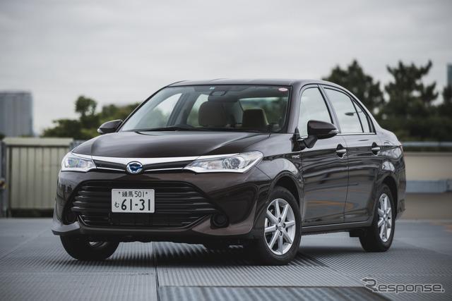 Toyota Corolla Axio hybrid G