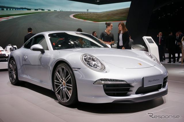 Porsche 911 Carrera style Edition (Shanghai motor show 15)