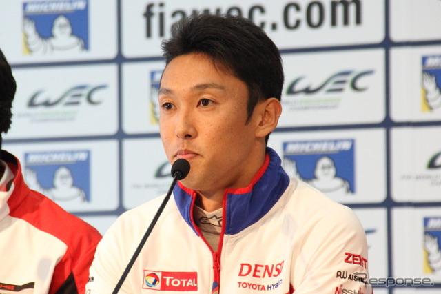 Kazuki Nakajima (Toyota)