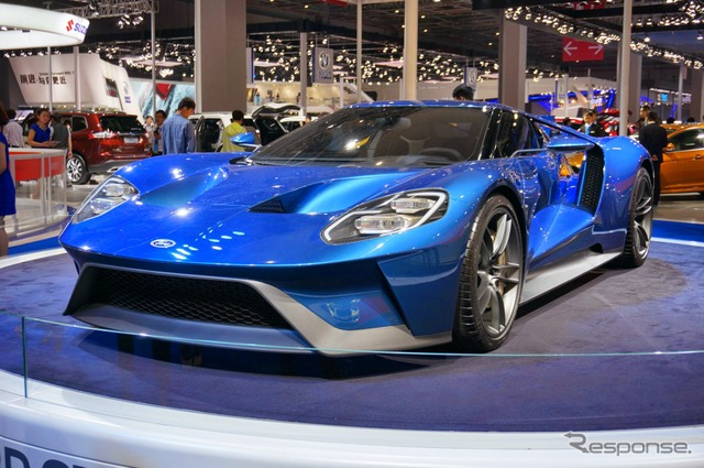 Ford GT (Shanghai motor show 15)
